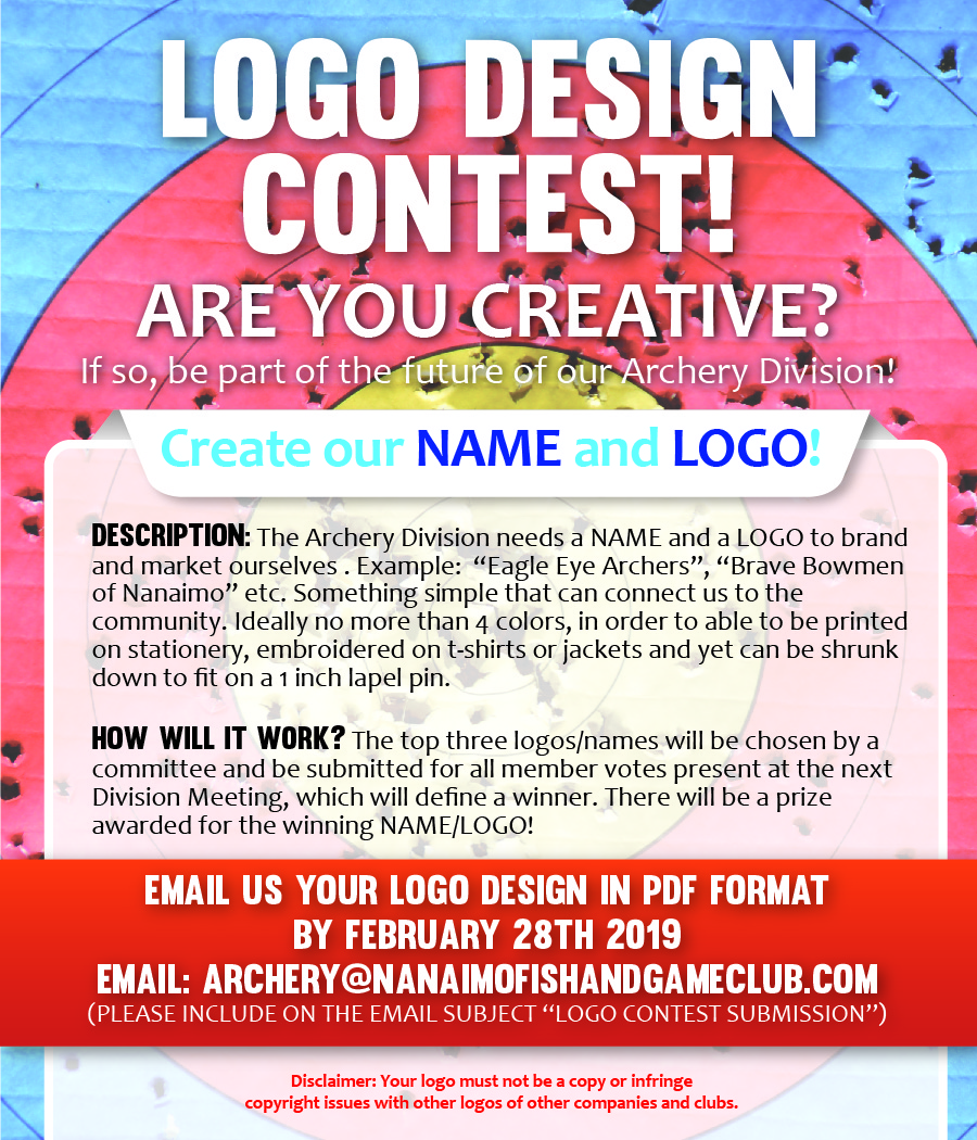 Naming contest email